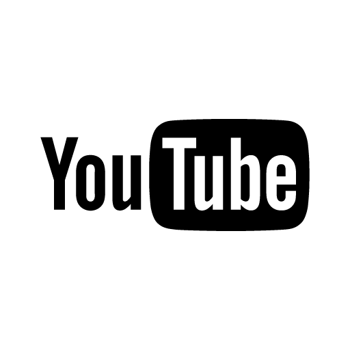 YouTube vector dark logo (.EPS + .AI) download for free.