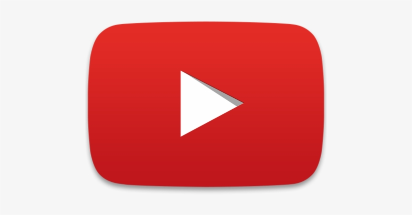 Youtube Play Button Png Transparent.