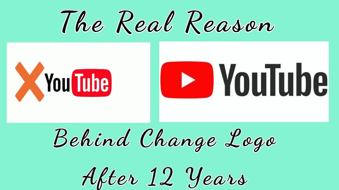 After 12 Years YouTube Changed their Logo.