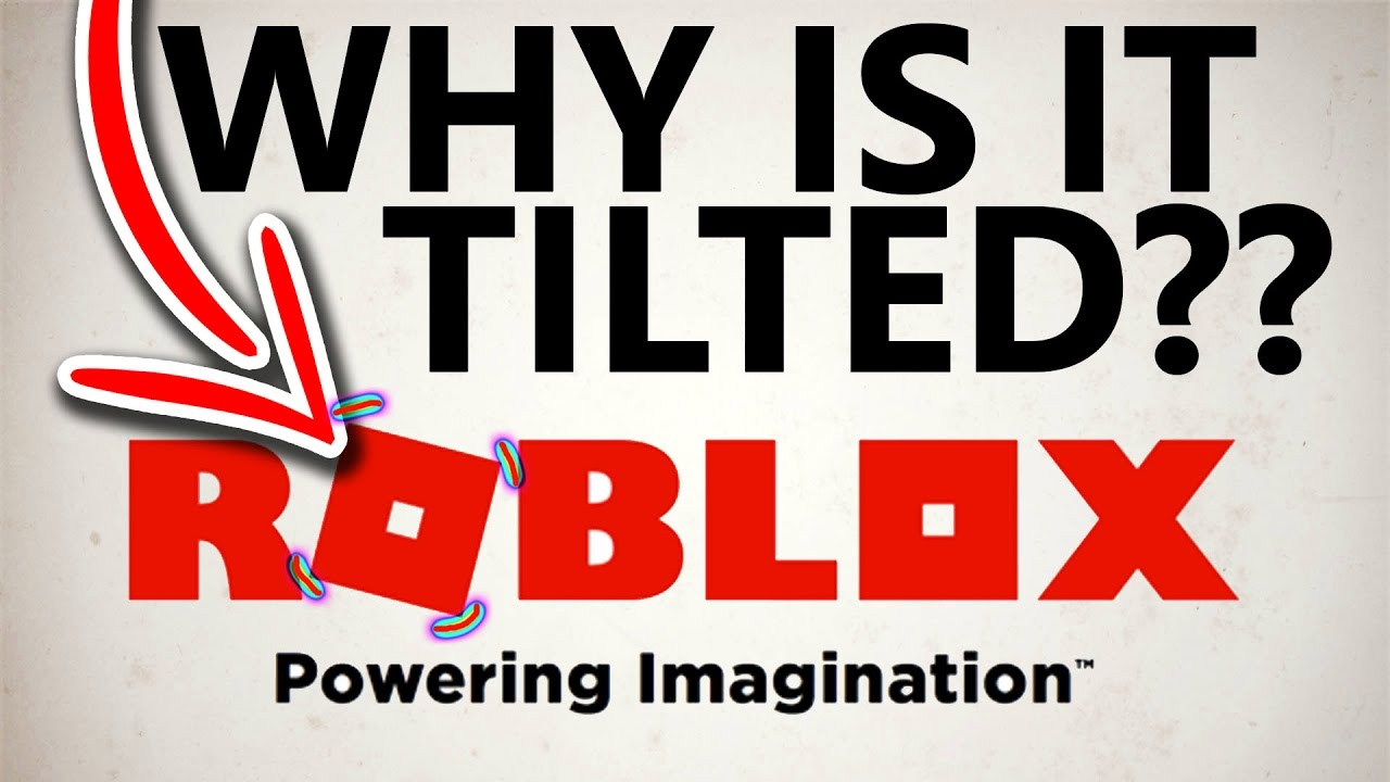 Why did the ROBLOX Logo change?? (All you need to know).