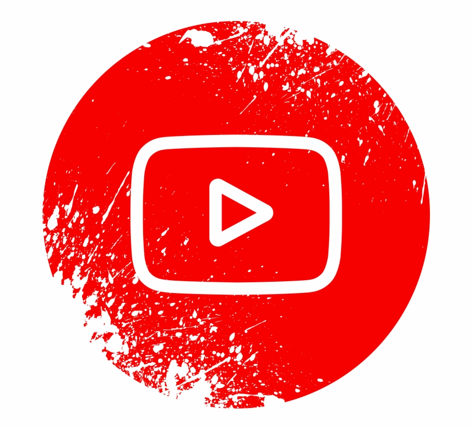 Youtube Transparent Icon Circle Logos Png Youtube Transparent.