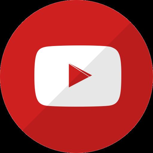 Media, multimedia, play, video, youtube icon.