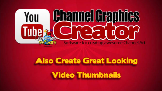 Make youtube banner, thumbnails and logo maker by Aliaoun1.