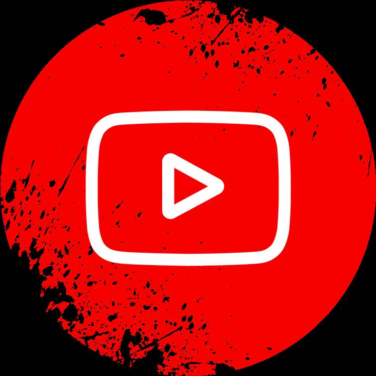 HD Youtube Transparent Icon Circle Logos Png Youtube Transparent.