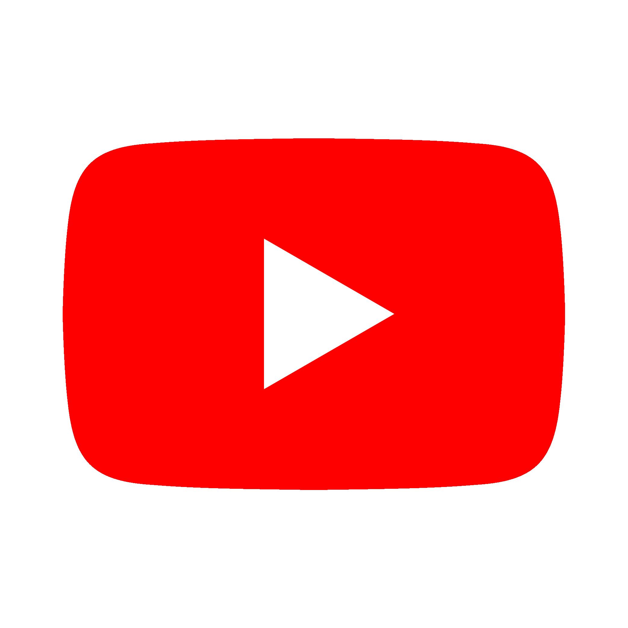 Icône Youtube HD⎪Vector illustrator (ai.).