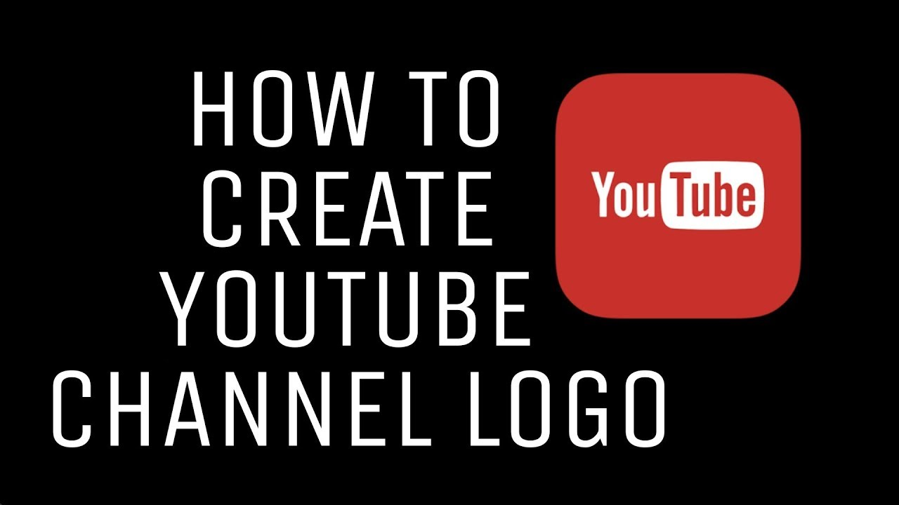 How to create YouTube channel logo in 1 minute/logo maker/technical tricks.