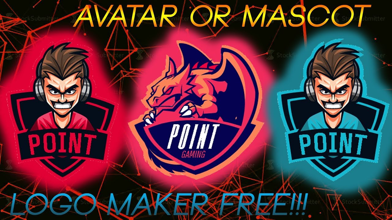 HOW TO GET YOUR OWN LEGENDARY AVATAR OR MASCOT LOGO FOR FREE!!! [NO  SOFTWARE NEEDED] 2018 (UPDATED).