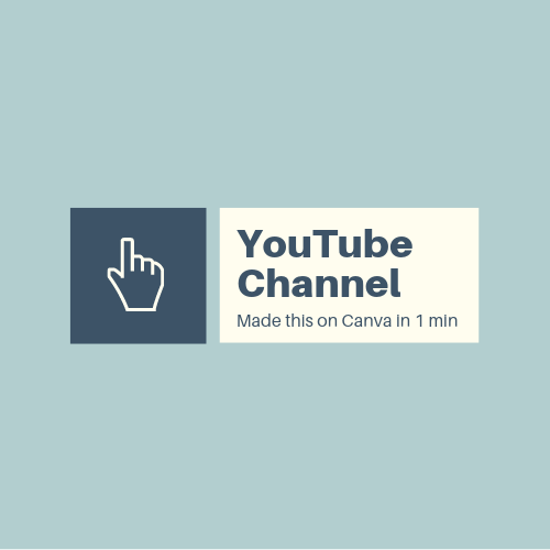 How to make a YouTube logo for free.