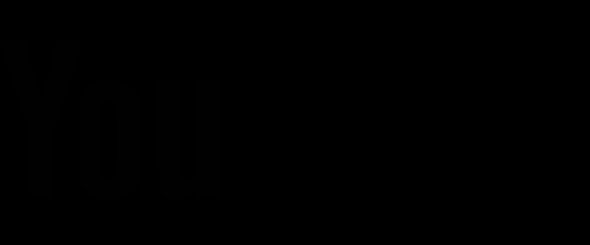 YouTube Logo PNG Transparent & SVG Vector.