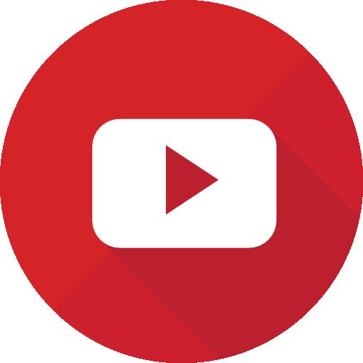 Youtube Icon Flat #271225.