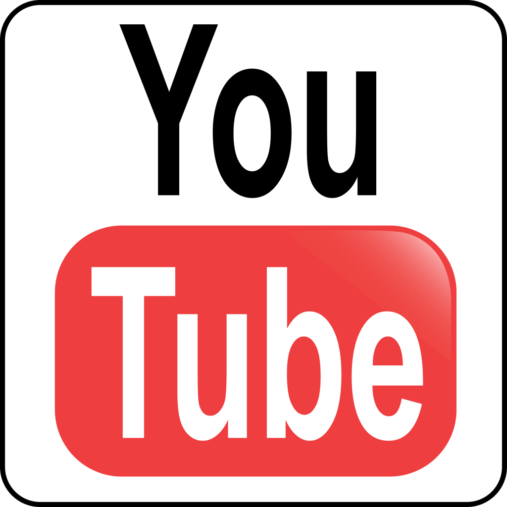 Youtube Logo Square Png (+).