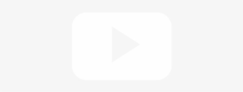 White Youtube Icono Png.