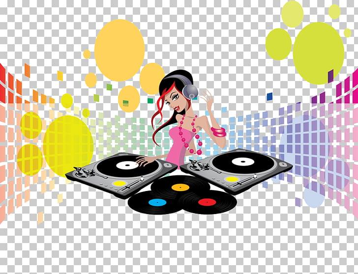 DJ mix Disc jockey Song YouTube Music, youtube PNG clipart.