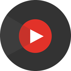 YouTube Music Logo Vector (.SVG) Free Download.