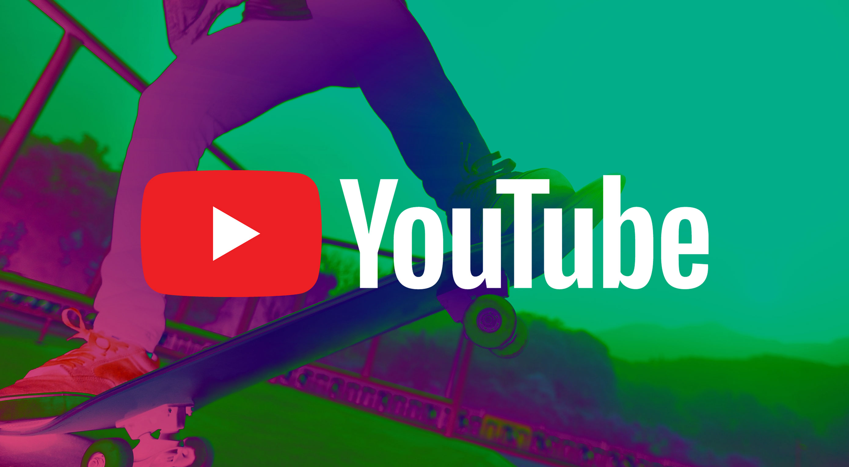 YouTube Unveils 1st New Logo Since Launch.