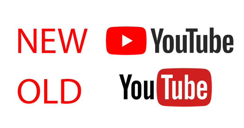 YouTube gets a new logo for the first time in 12 years.