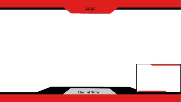 YouTube/Twitch overlay (Panther 1).