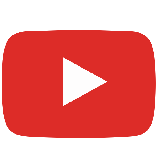 Player, video, youtube icon.