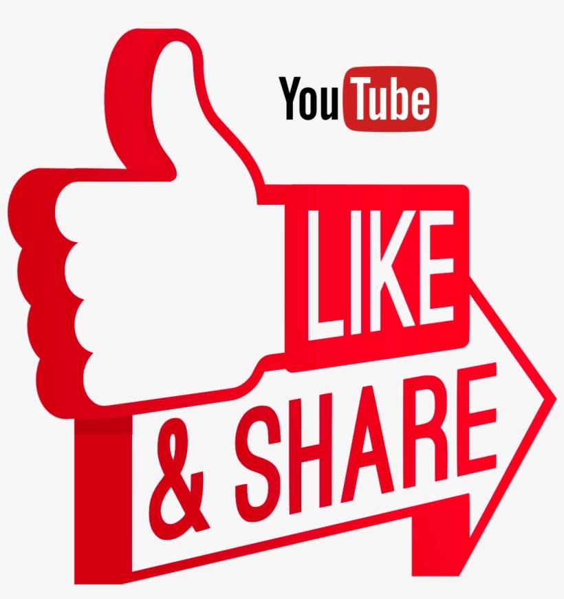 Like And Share On Youtube.
