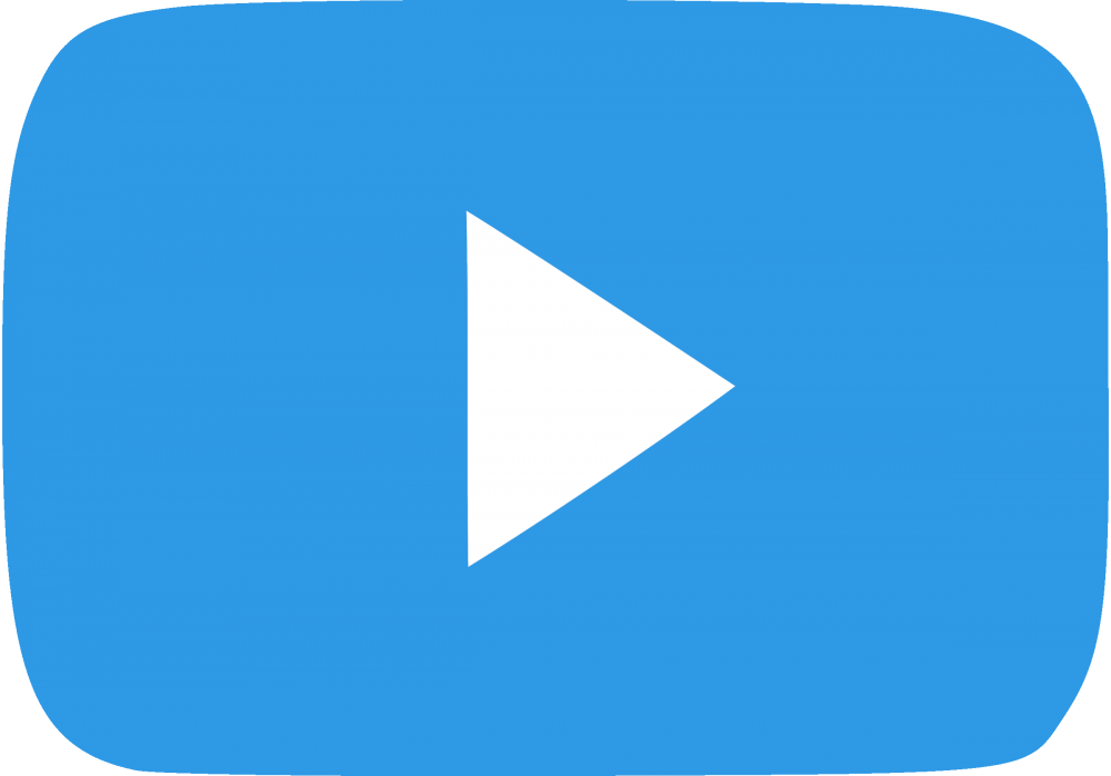 Download YouTube Play Button PNG File For Designing Work.