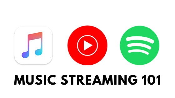 My Thoughts on Apple Music, Spotify, and YouTube Music.