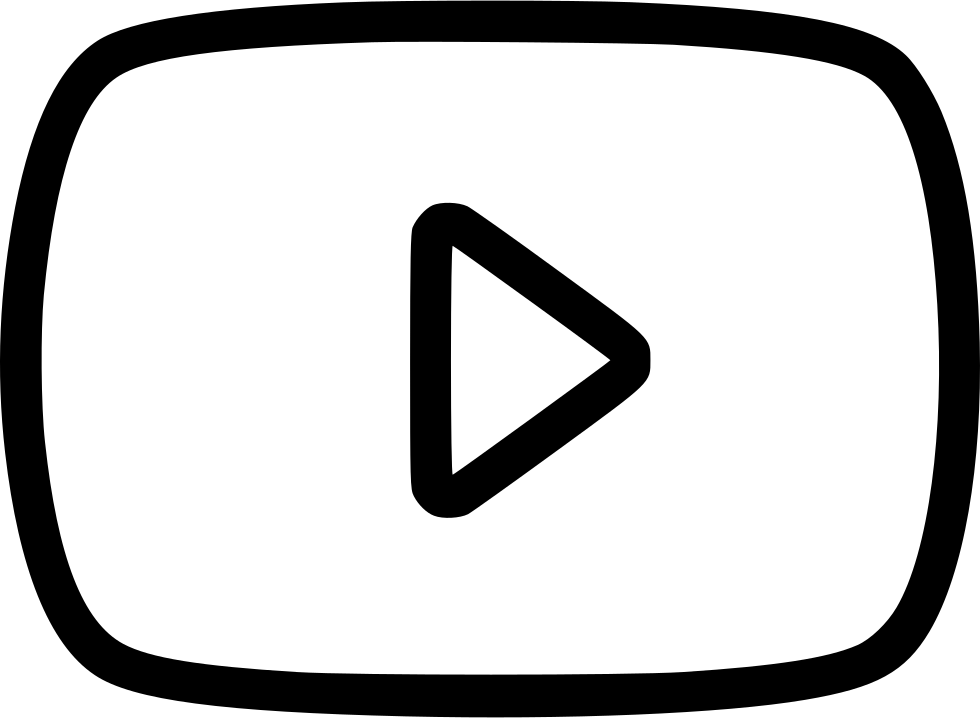 Music Video Play Youtube Svg Png Icon Free Download (#497709.