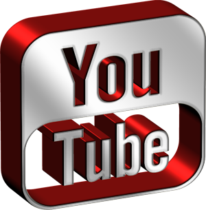 Square Chrome YouTube Icon, PNG ClipArt Image.