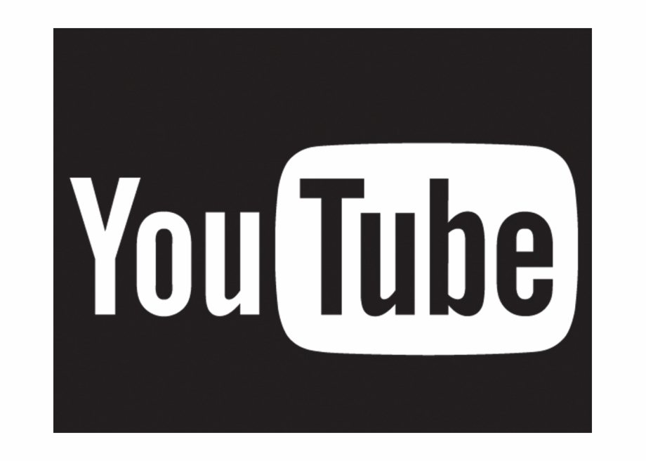 Youtube Icon Black.