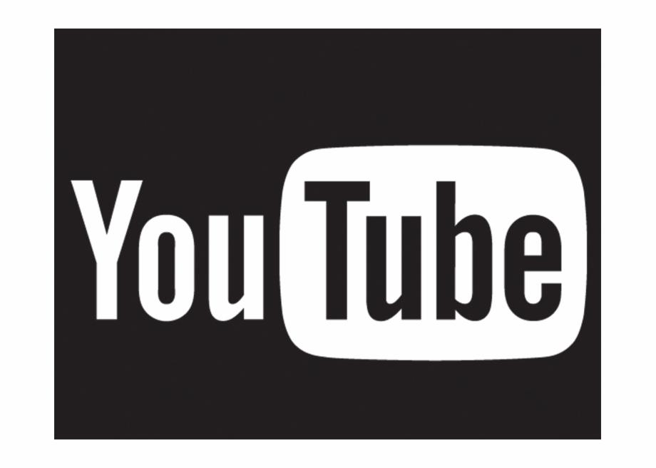 Youtube Icon Black.