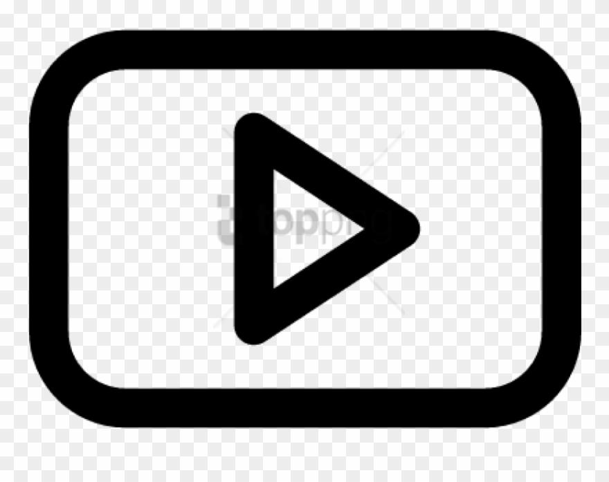 Logo De Youtube Png Transparent Background.