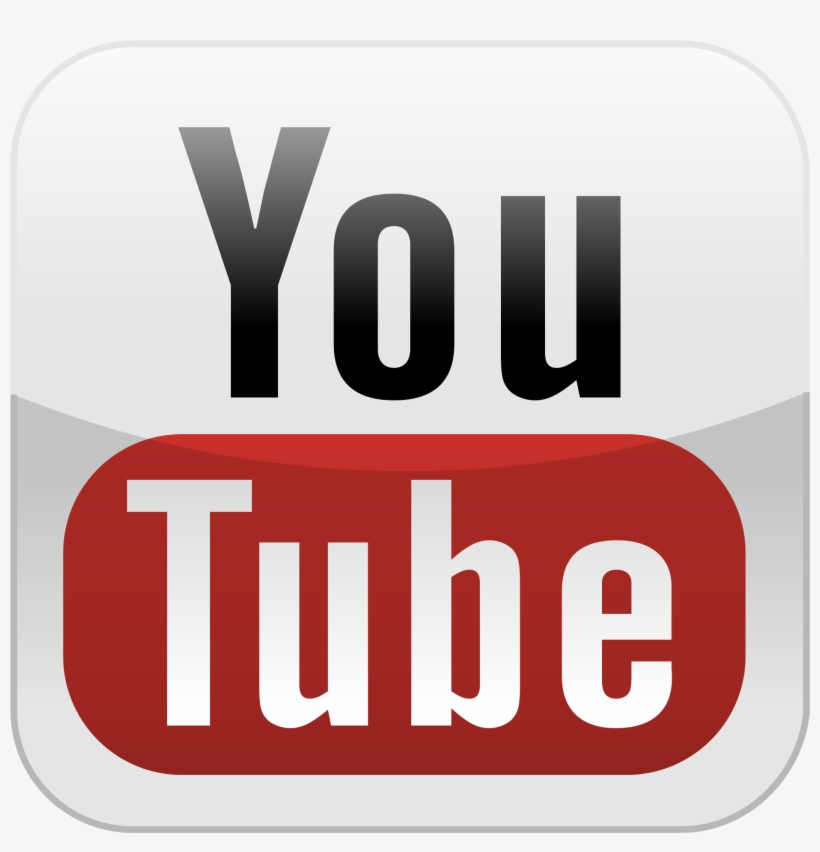 Icono Youtube Png Transparente.