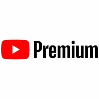 Youtube Premium Logo.
