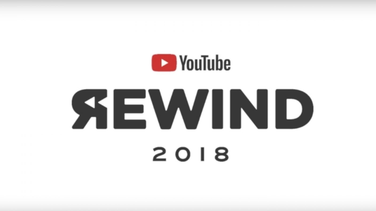 YouTube Rewind 2018 PewDiePie.