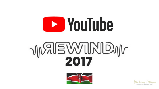 Rewind: The Top Trending YouTube Videos in Kenya that shaped.