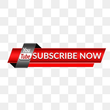 Subscribe PNG Transparent Images, Free Youtube Subscribe Icon.