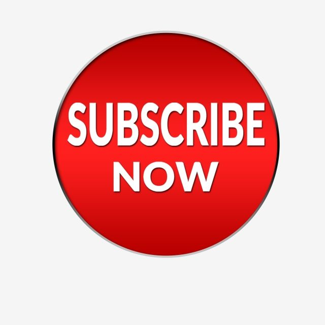 Youtube Subscribe Round Icon Attractive Button, Subscribe.