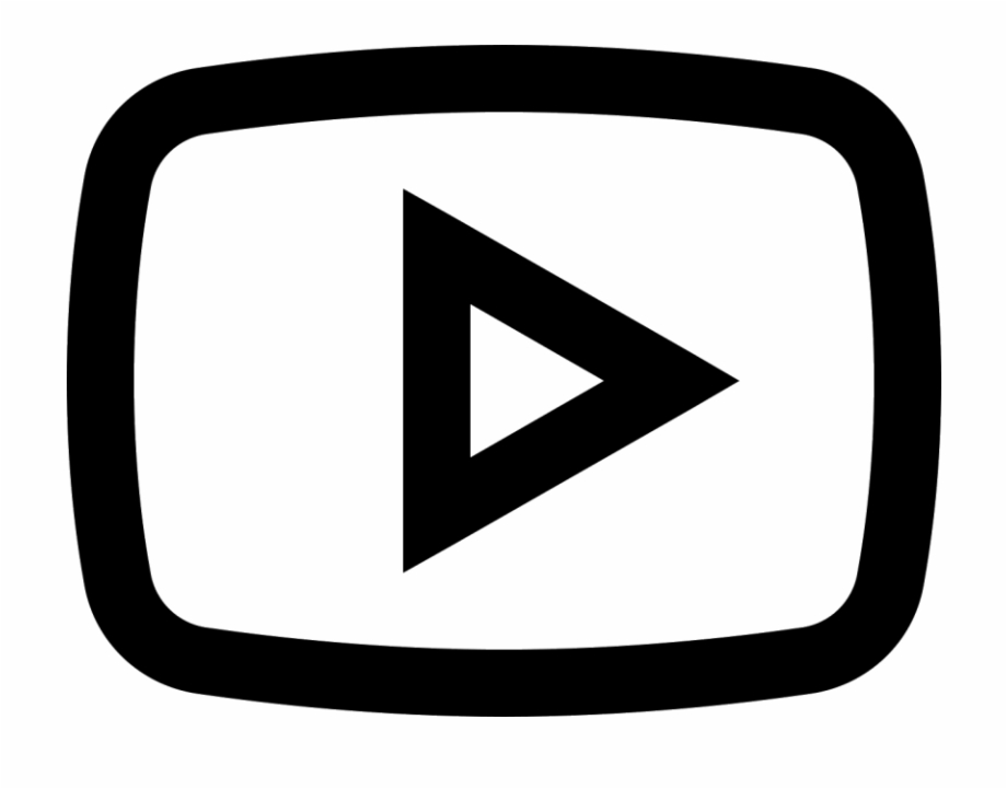 Youtube Play Button Clipart Png.