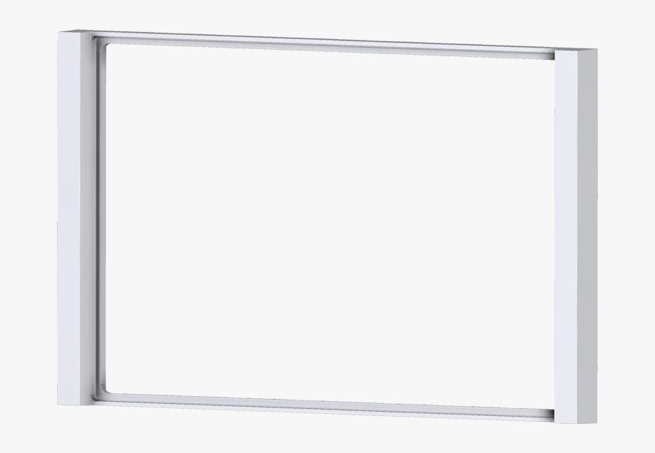 Rectangular Frame Flank.