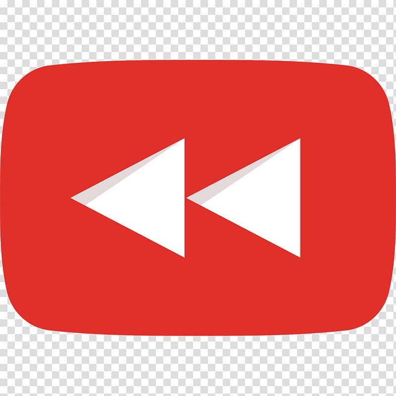 YouTube Rewind Television channel Video, rewind transparent.