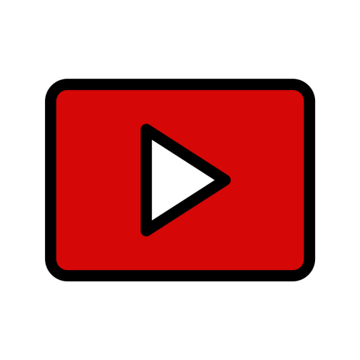 Youtube Video Player Icon #229719.
