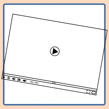 Online Video Site Template.