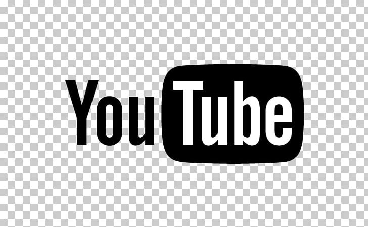YouTube Logo Television Show PNG, Clipart, Black And White, Black N.