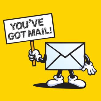 Youve got mail clipart 3 » Clipart Station.