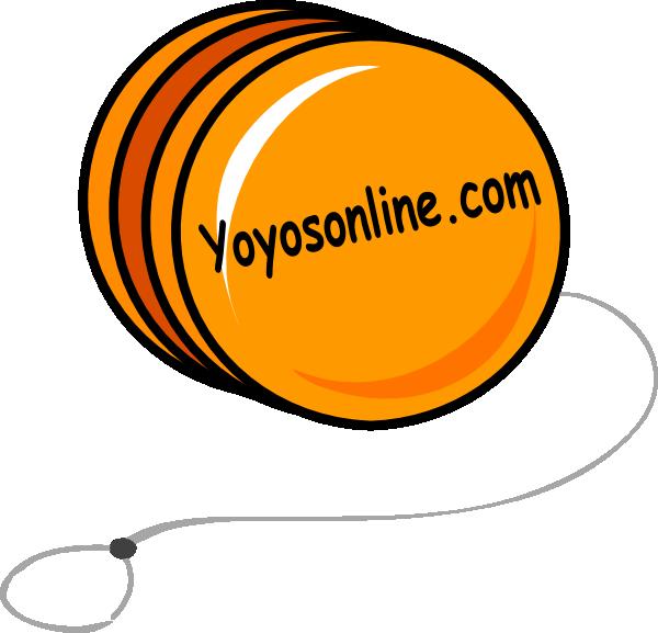 Yoyo Clip Art at Clker.com.