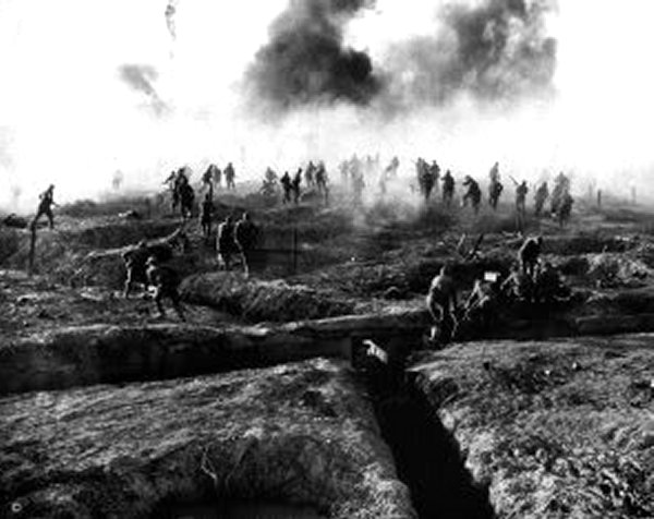 Third Battle of Ypres.