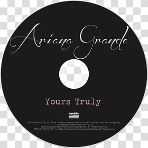 Compact disc Yours Truly Album My Everything Music, albums.