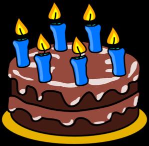 Free Birthday Cake Clipart 11 Yr Old Girl.