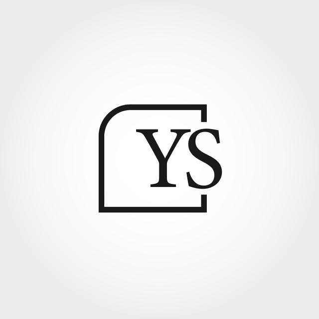 Initial Letter Ys Logo Template Design Template for Free.