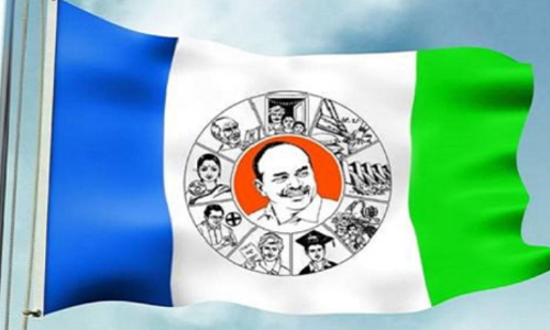 Villagers restrict YSRCP leaders entry in Jammalamadugu.