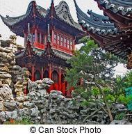 Yuyuan garden Illustrations and Clip Art. 8 Yuyuan garden royalty.